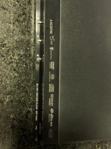 Blu Ray Sony - Pouco Uso - Parcelo no cartão - Foto 2