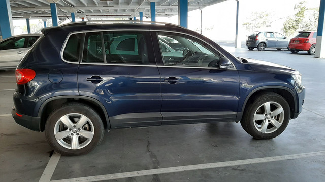 Volkswagen Tiguan Nos 2011 Automático  - Foto 4