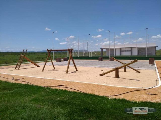 Terreno à venda, 324 m² por R$ 100.000 - Morada Do Sol - Patos/PB - Foto 15