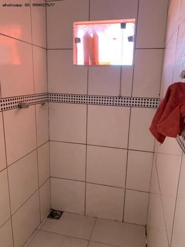 Casa em Condomínio para Venda em Várzea Grande, Santa Maria, 2 dormitórios, 1 banheiro, 1  - Foto 7