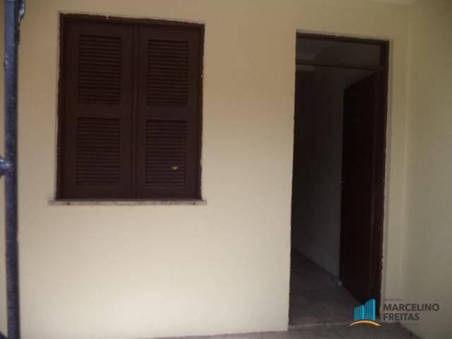 Apartamento com 1 dormitório para alugar, 58 m² por R$ 309,00/mês - Antônio Bezerra - Fort - Foto 2