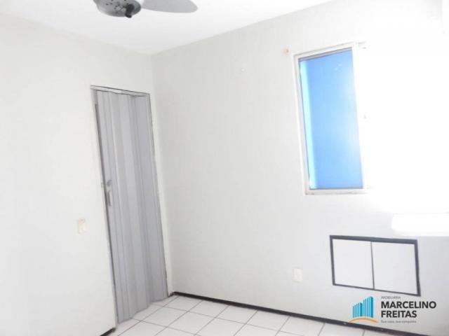 Apartamento com 2 dormitórios para alugar, 45 m² por R$ 909,00/mês - Parque Tabapua - Cauc - Foto 10