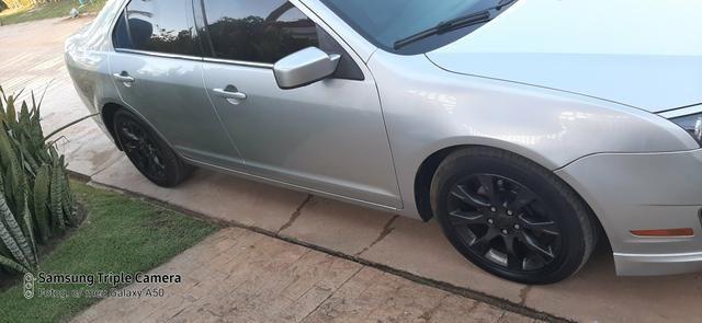 Ford Fusion 2011 AWD 3.0 v6 4x4 + GNV - Foto 10