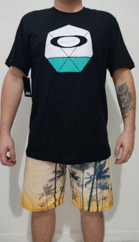 Camisetas Premium e bermudas Tactel - Foto 4