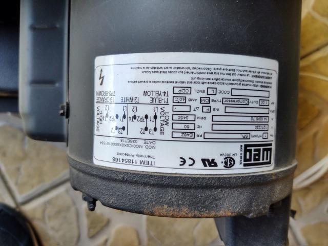 Compressor de ar direto 3,6 pés 1 hp monofásico - Bravo CSI4BR/AD 110V/220V - Foto 5