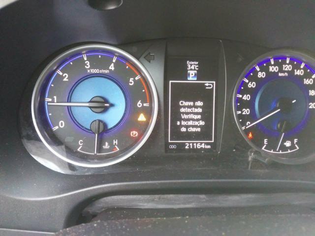 Toyota Hilux 17/17 SRX 2.8 4x4 - Foto 15