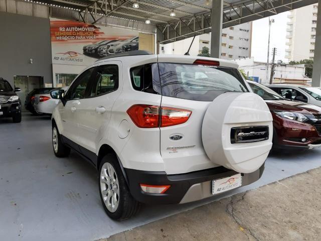 Ford 2018 Ecosport titanium Automatico completa branca apenas 15000 km impecável - Foto 6