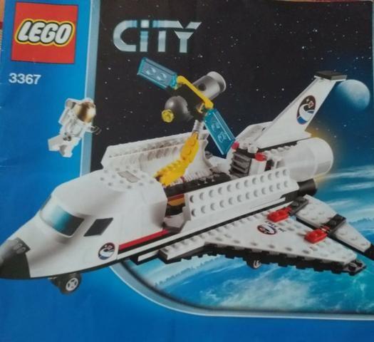 Legos vários tipos Movie,City,Creator em perfeito estado manuais
