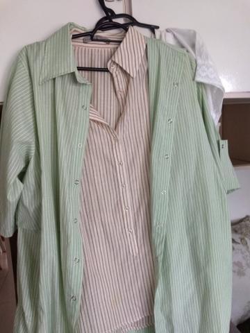 Vendo camisas usadas - Foto 2