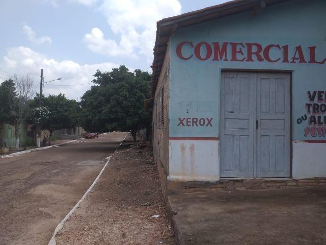 Casa de Esquina com Ponto Comercial no KM 40 (Via São João e São Domingos do Araguaia)