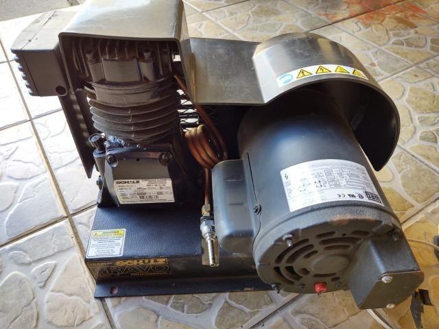 Compressor de ar direto 3,6 pés 1 hp monofásico - Bravo CSI4BR/AD 110V/220V