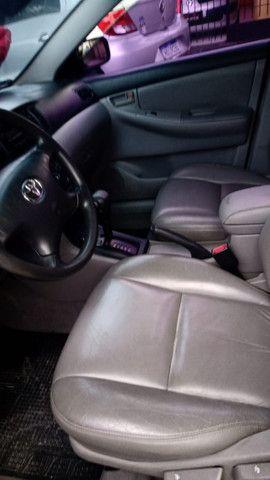 Corolla XEI 1.8 Completíssimo 2006 (S/ Entrada R$: 899,90) Financie Fácil - Foto 9