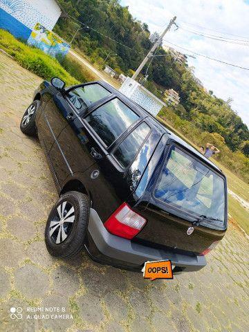 Uno Mille Economy 2012 1.0 4p Fireflex - Foto 4
