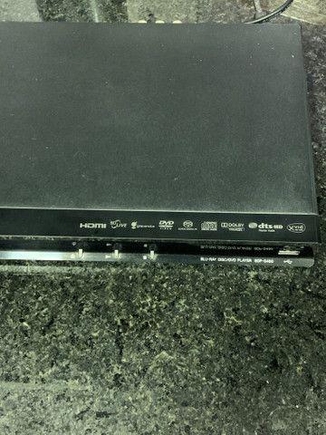 Blu Ray Sony - Pouco Uso - Parcelo no cartão - Foto 3