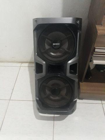 Vende ou troco essa duas caixa de som da marca sony - Foto 2