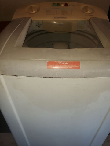 LAVADORA ELECTROLUX LM08A  - Foto 4