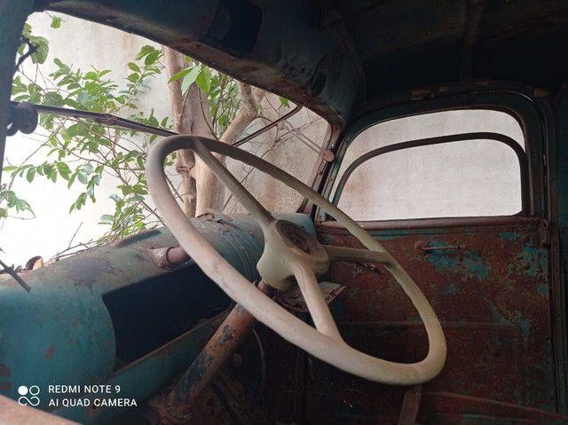 Caminhão GMC 1942 6X6 - Foto 3