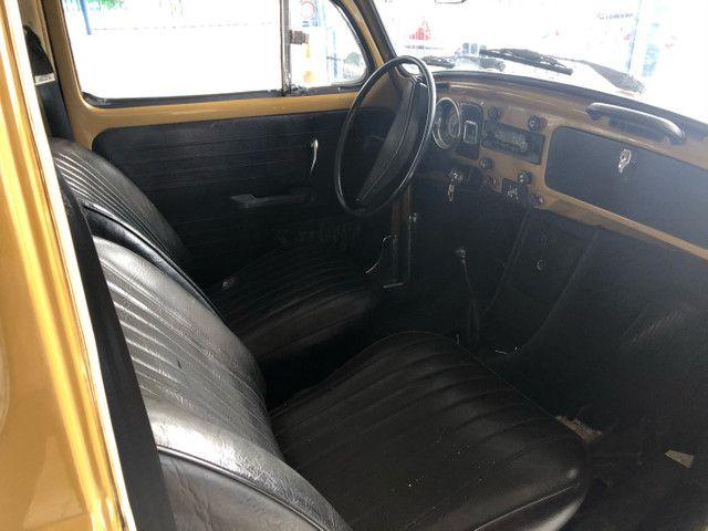 VW FUSCA 1300 - Foto 5