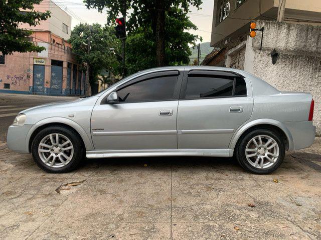 Astra sedan completo, kit gás financio 48 x 599 - Foto 5