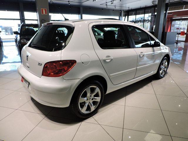 Peugeot 307 Hatch Presence Pack 1.6 16V Flex 2012 4P - Foto 4