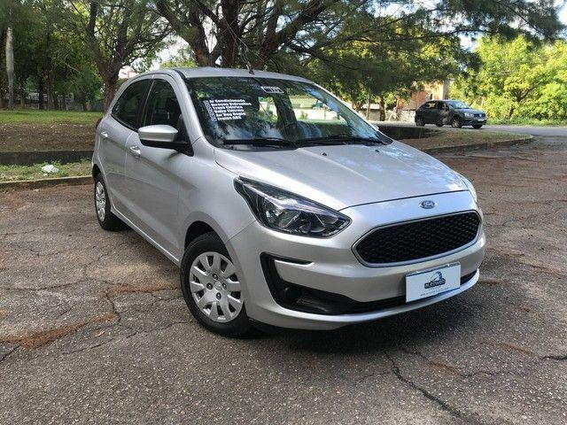 Ford Ka 2019/2019 1.0 Flex Se Manual Completo!!
