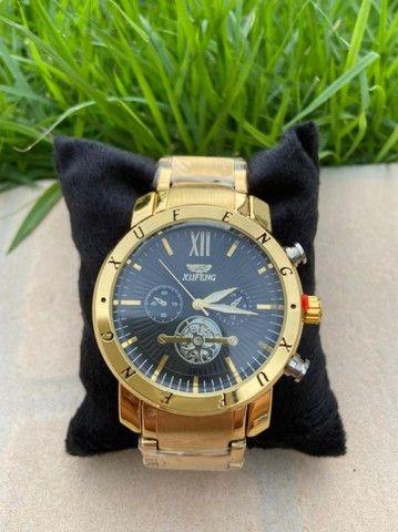 Relógio XUFENG Masculino - Foto 2