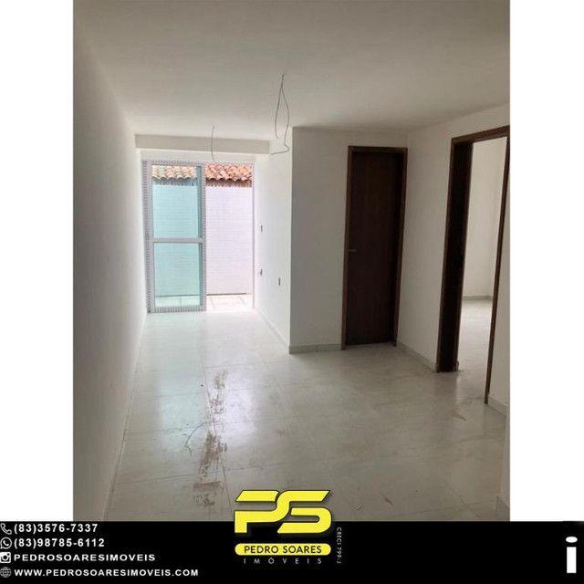 Apartamento com 2 dormitórios à venda, 34 m² por R$ 0 - Bancarios - João Pessoa/PB - Foto 4