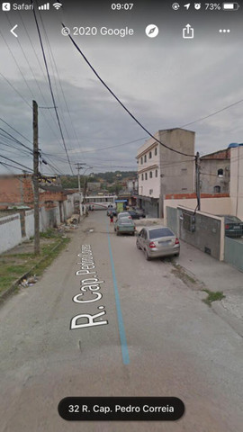Sobrado 3 quartos e quintal coberto Rodo de Itaúna- 580 reais com água e luz incluída. - Foto 4