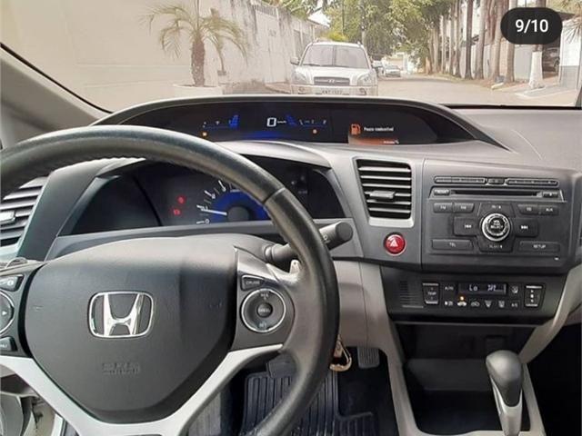 Honda Civic 2.0 lxr 16v flex 4p automático - Foto 10
