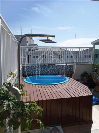Apartamento à venda com 3 dormitórios em Centro, Niterói cod:852798 - Foto 6