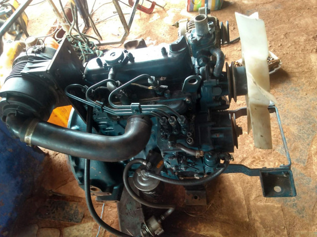 Motor kubota - Foto 3