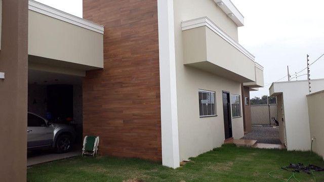 Casa com 3 dormitórios (1 suíte) à venda, 143 m² por R$ 630.000 - Residencial Aquarela Das - Foto 4