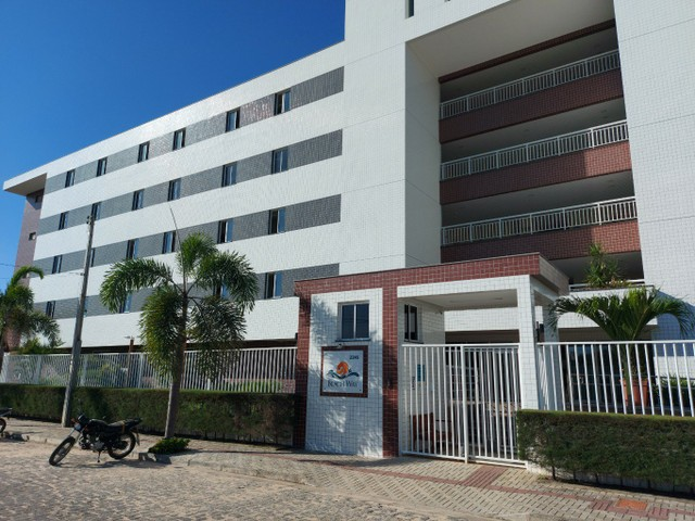 Apartamento condominio fechado, nascente, estilo pé de areia - área de lazer moderníssima - Foto 3