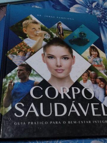 4 livros de saúde