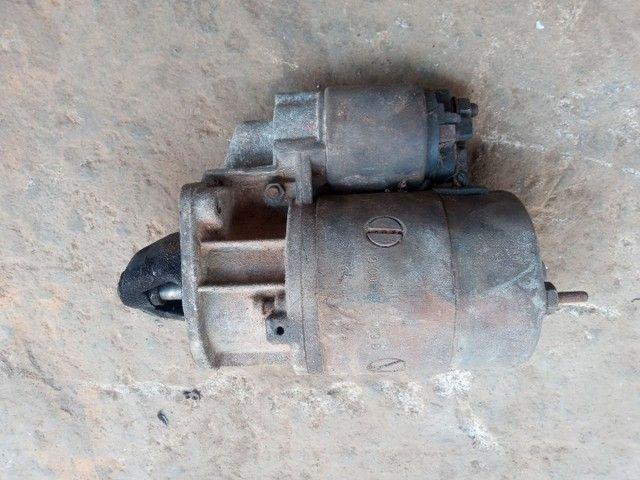 Motor de arranque do motor CHT valor r$ 250 a base de troca