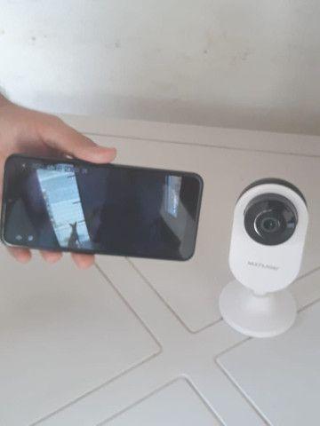 Câmera de segurânça wi-fi acesso via celular - Foto 4