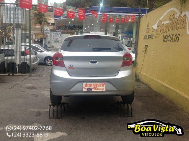 Ford Ka Se 1.0 GNV - Completo 2015 - IPVA 2021 Grátis! - Foto 7