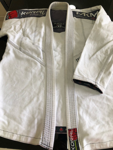 Kimono MKM KORAL Slin. Tamanho: A2 - Foto 3