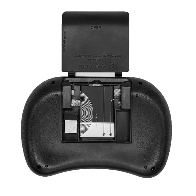 Mini teclado wi-fi para tv box,smartv,. - Foto 4