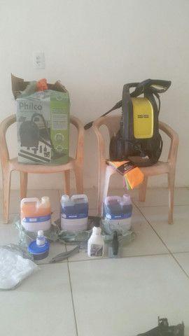 Vendesse kit completo  para lava jato