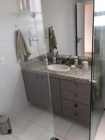 Aluguel Apartamento 180m², Nascente, 3 Suítes, Decorado e Mobiliado, em Patamares, Salvado - Foto 14