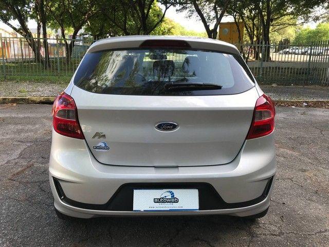 Ford Ka 2019/2019 1.0 Flex Se Manual Completo!! - Foto 6