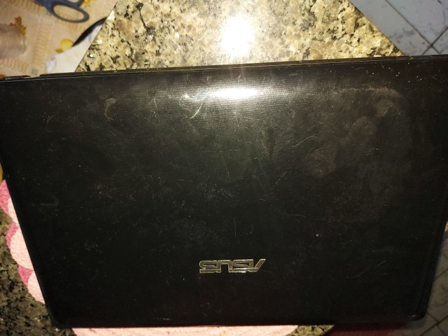 Notebook Asus ( para retirada de peças) - Foto 2
