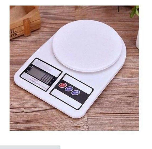 Balança de alta precisão para alimentos até 10kg - Foto 2
