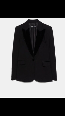 Blazer smoking zara  - Foto 3