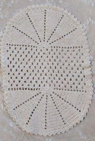 Conjunto 3 peças crochê - Foto 4