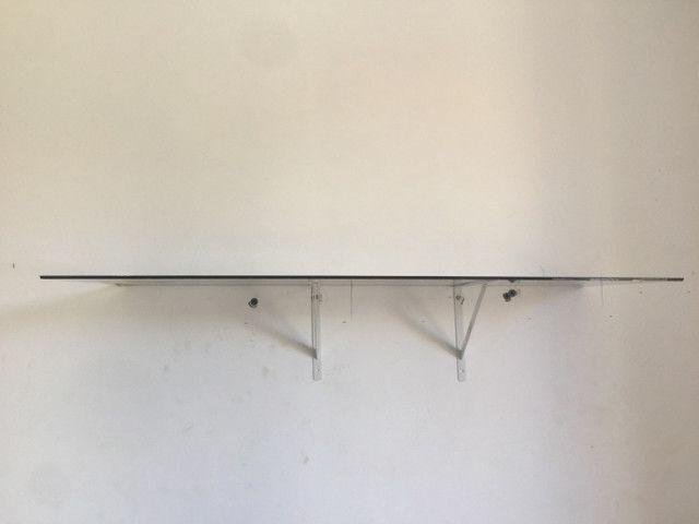 2 Platileira de vidro  - Foto 3