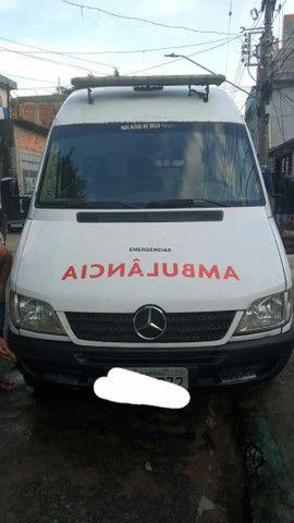 Ambulância sprinter - Foto 2