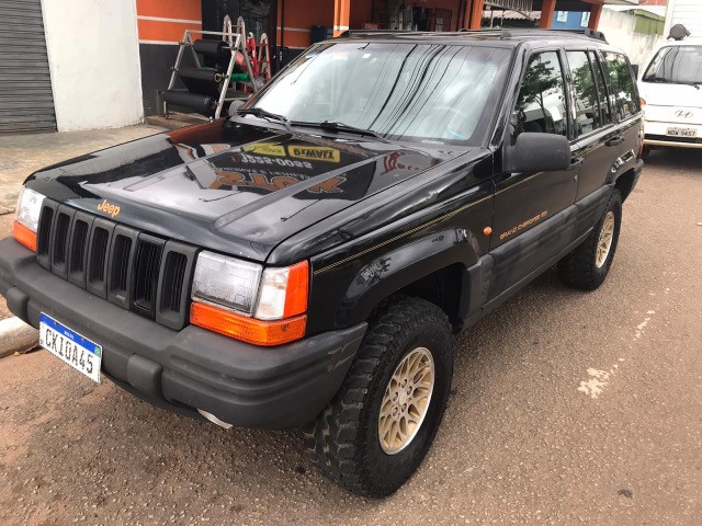 Jeep Grand Cherokee 1997 Preto - Foto 2