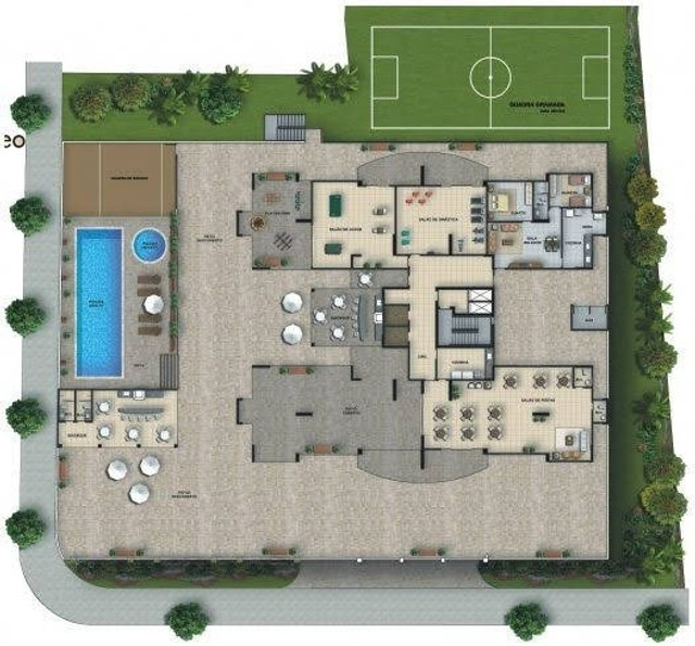 Apartamento Maison Isabela 3 suítes - Foto 19